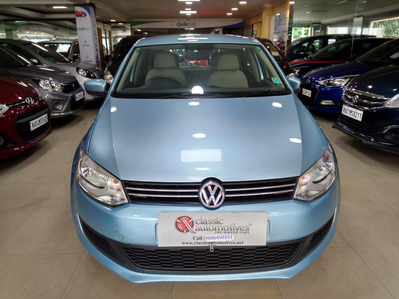 Used 2011 Volkswagen Polo Car In Tumkur