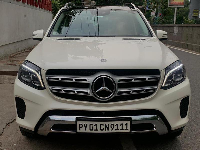 Used 2016 Mercedes Benz GLS Car In New Delhi