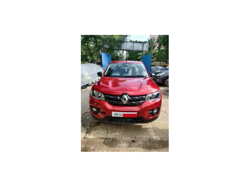 Used 2017 Renault Kwid Car In Pune