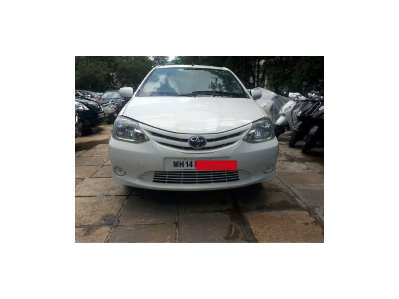 Used 2012 Toyota Etios Liva Car In Pune