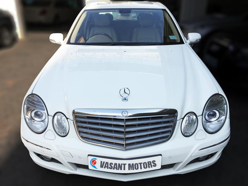 Used 2009 Mercedes Benz E Class Car In Hyderabad