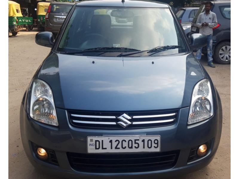 Used 2011 Maruti Suzuki Swift Dzire Car In Faridabad