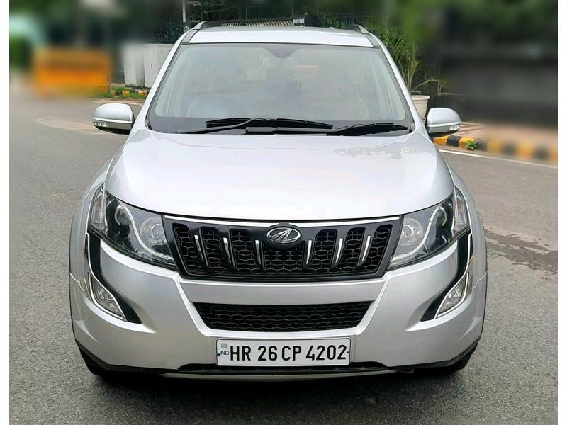 Used 2015 Mahindra XUV500 Car In New Delhi