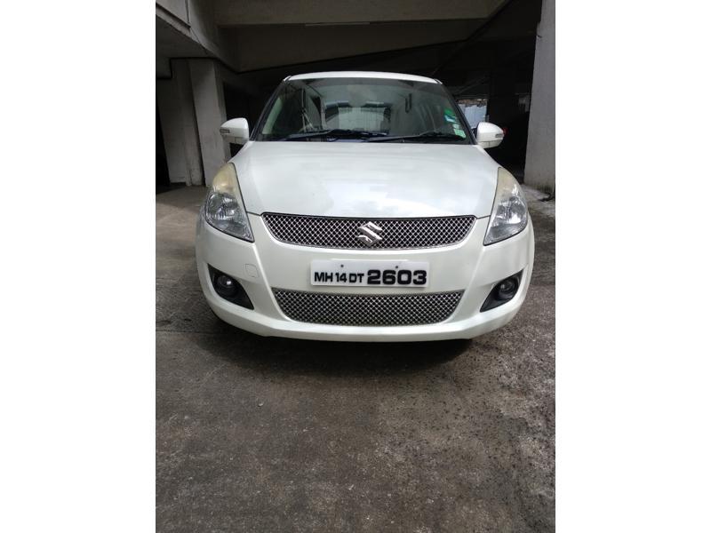 Used 2012 Maruti Suzuki Swift Car In Pune