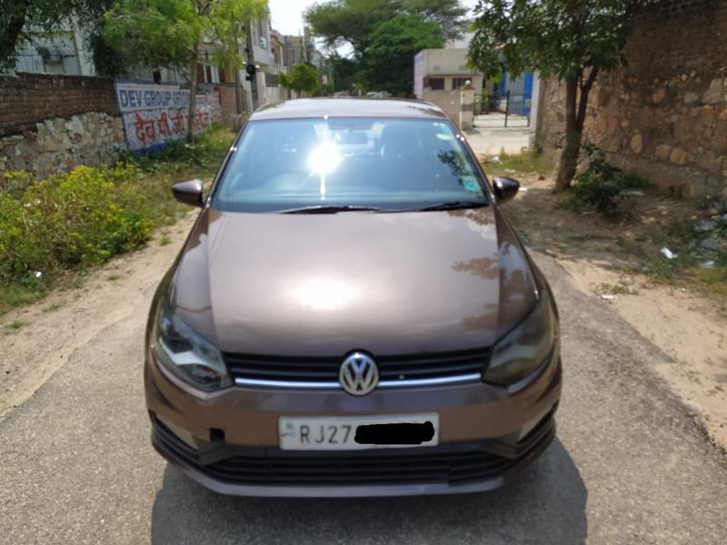 Used 2016 Volkswagen Ameo Car In Alwar