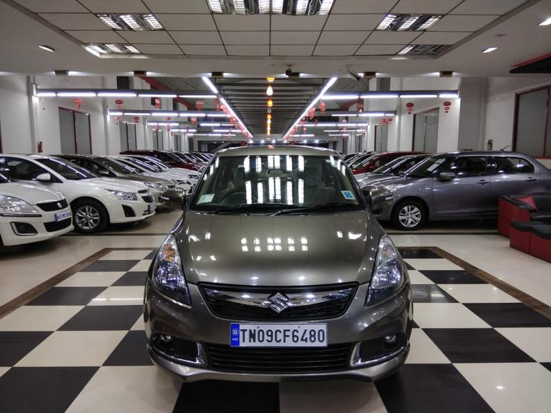 Used 2016 Maruti Suzuki New Swift DZire Car In Hubli