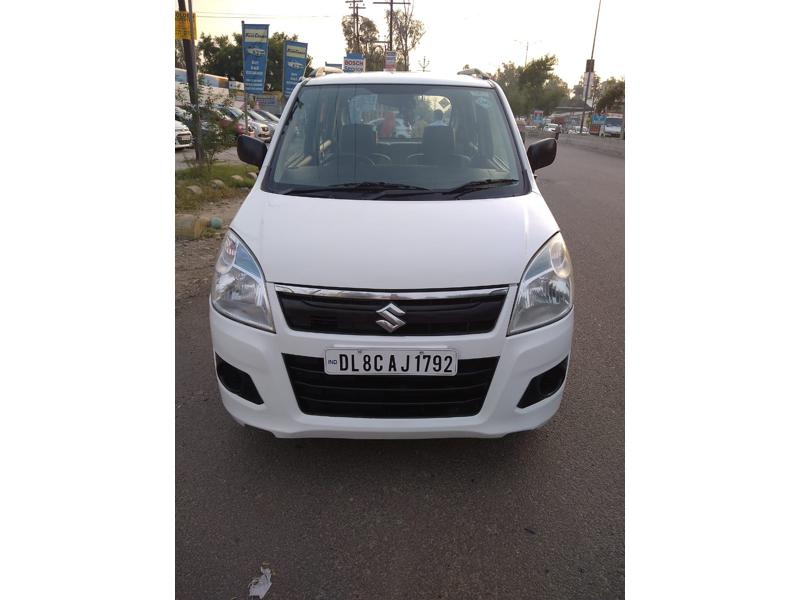 Used 2014 Maruti Suzuki Wagon R 1.0 Car In Ghaziabad