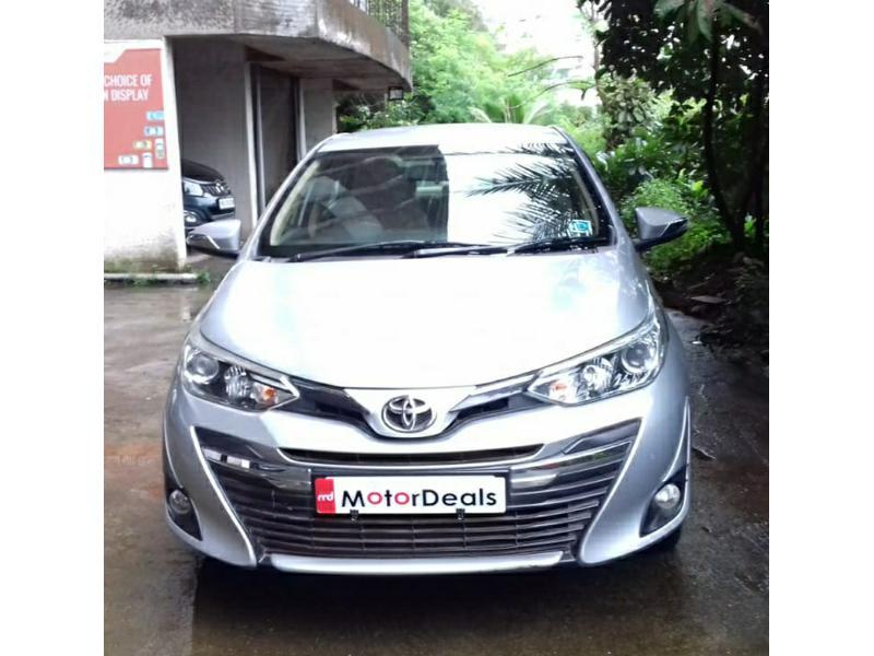 Used 2018 Toyota Yaris Car In Mumbai