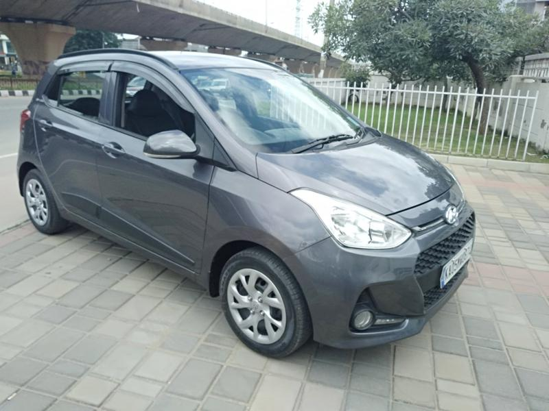 Used 2017 Hyundai Grand i10 Car In Bangalore