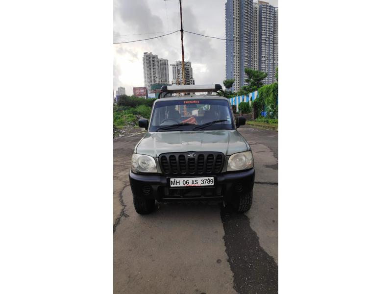 Used 2008 Mahindra Scorpio Car In Mumbai