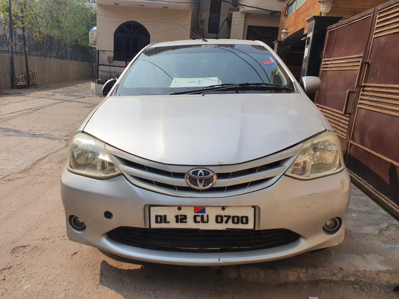 Used 2012 Toyota Etios Liva Car In New Delhi