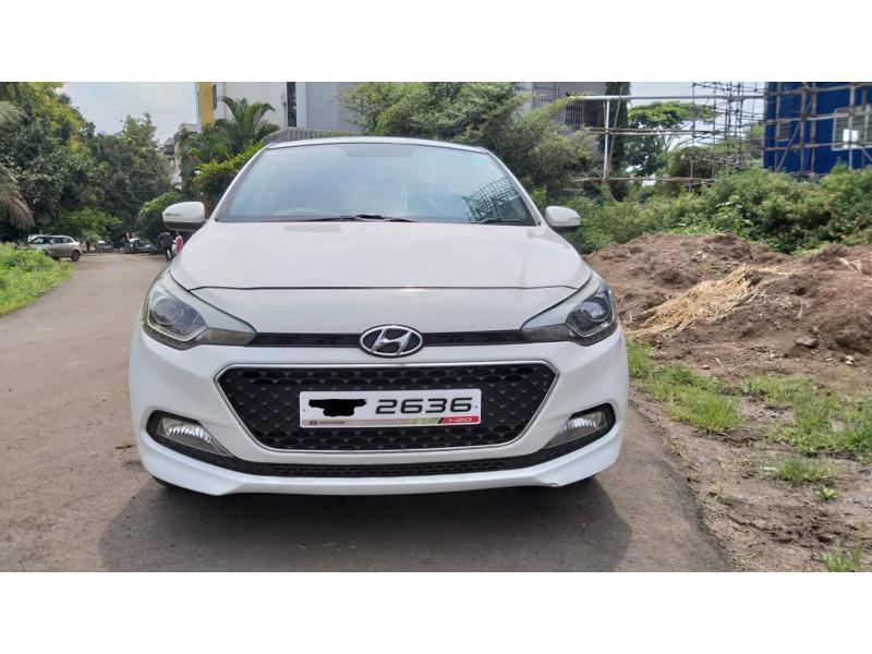 Used 2016 Hyundai Elite i20 Car In Nashik