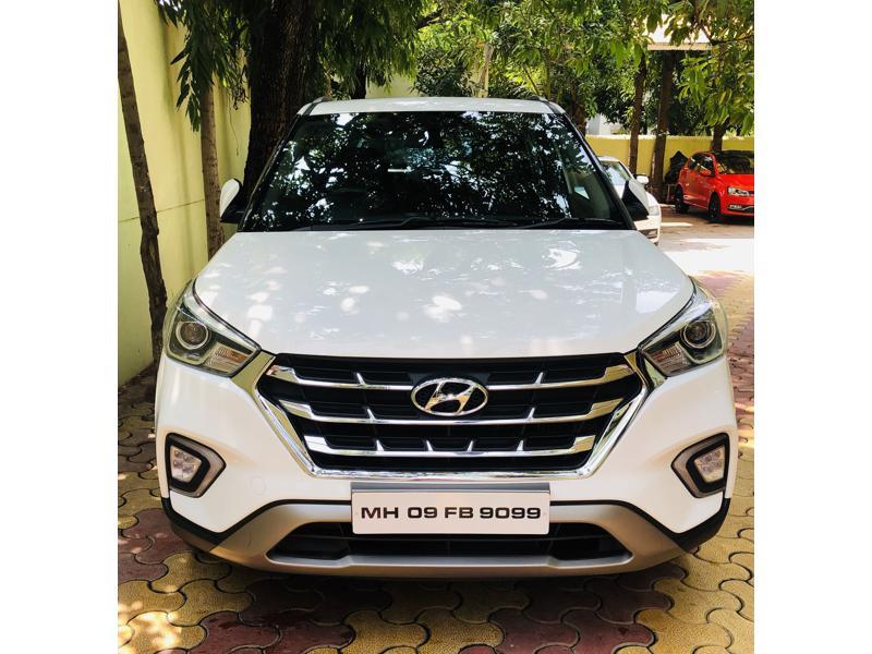 Used 2018 Hyundai Creta Car In Pune