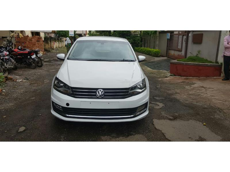 Used 2016 Volkswagen Vento Car In Parbhani