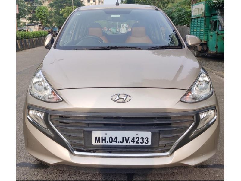 Used 2019 Hyundai Santro Car In Mumbai
