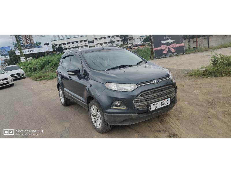 Used 2014 Ford EcoSport Car In Pune