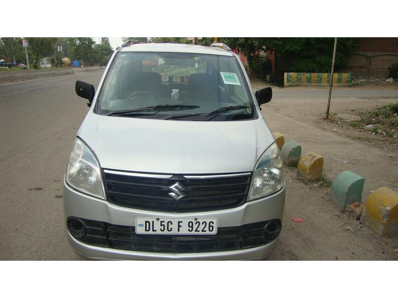 Used 2011 Maruti Suzuki Wagon R 1.0 Car In Ghaziabad