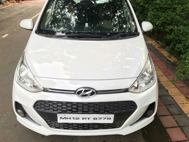 Used 2017 Hyundai Grand i10 Car In Pune