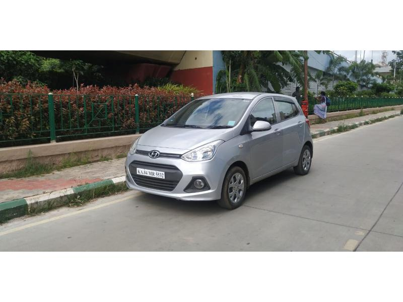 Used 2015 Hyundai Grand i10 Car In Bangalore