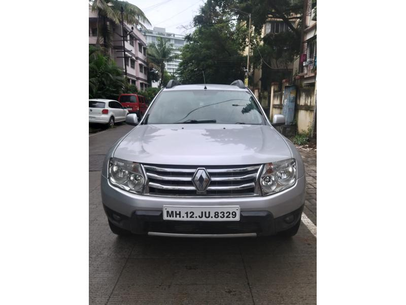 Used 2013 Renault Duster Car In Pune