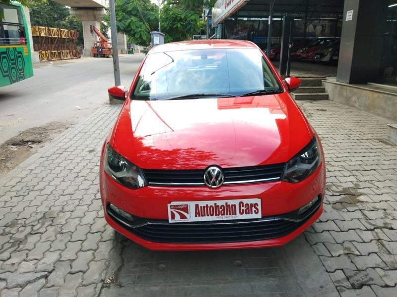Used 2016 Volkswagen Polo Car In Bangalore