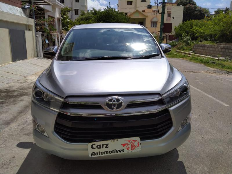 Used 2017 Toyota Innova Crysta Car In Bangalore