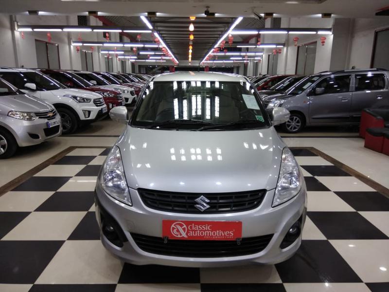 Used 2013 Maruti Suzuki Swift Dzire Car In Bangalore