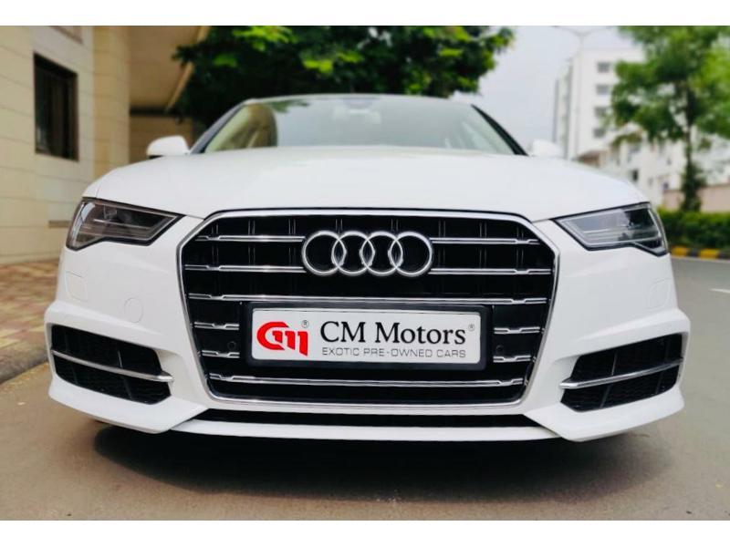 Used 2018 Audi A6 Car In Ahmedabad