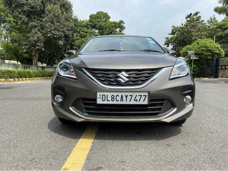 Used 2019 Maruti Suzuki Baleno Car In New Delhi