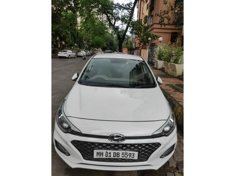 Used 2018 Hyundai Elite i20 Car In Mumbai