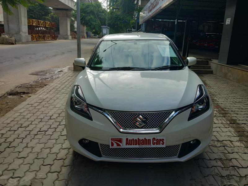 Used 2017 Maruti Suzuki Baleno Car In Bangalore