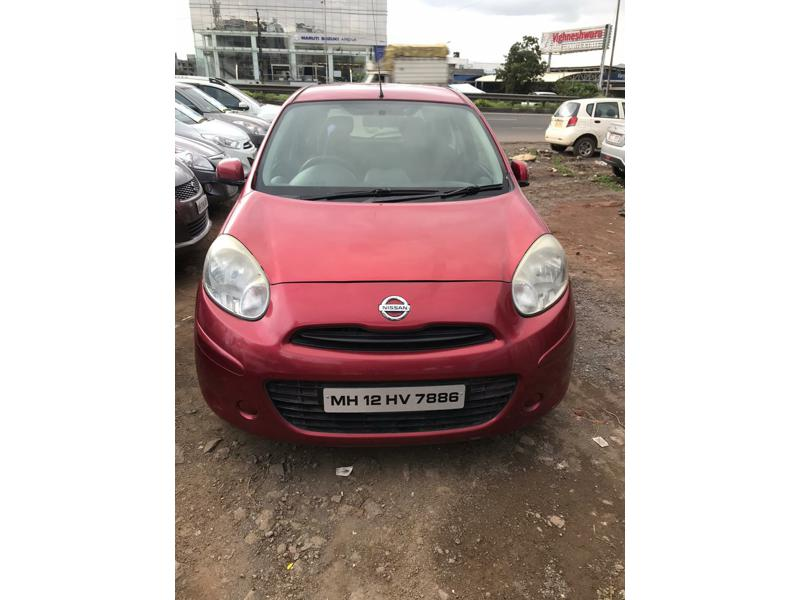 Used 2012 Nissan Micra Car In Pune