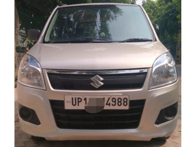 Used 2017 Maruti Suzuki Wagon R 1.0 Car In New Delhi