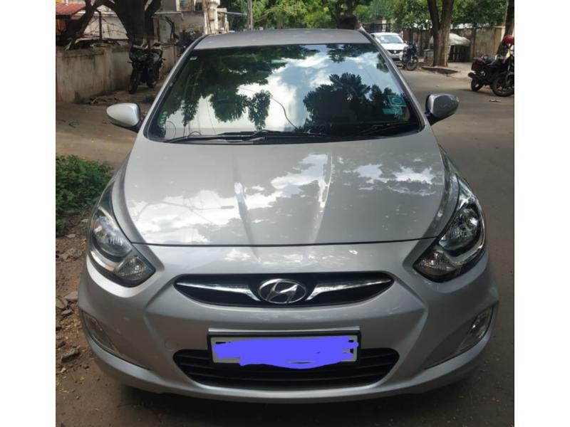 Used 2014 Hyundai Verna Car In Chennai