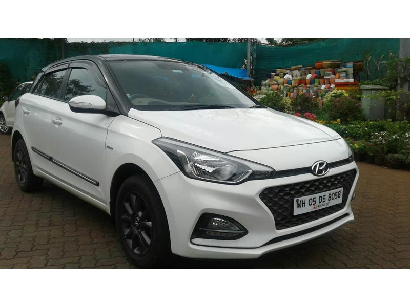 Used 2018 Hyundai Elite i20 Car In Mumbai