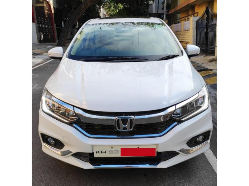 Used 2017 Honda City Car In Bangalore