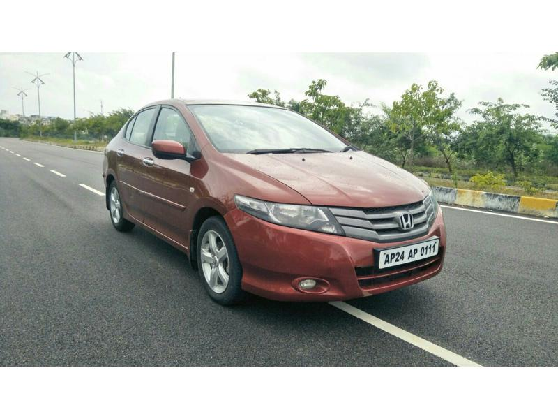 Used 2011 Honda City Car In Hyderabad