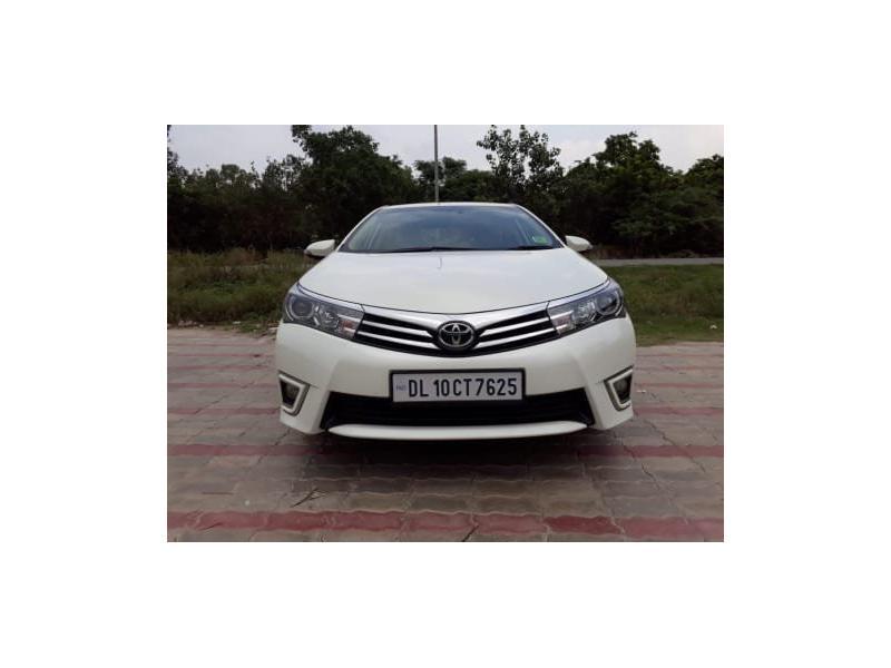 Used 2016 Toyota Corolla Altis Car In Faridabad