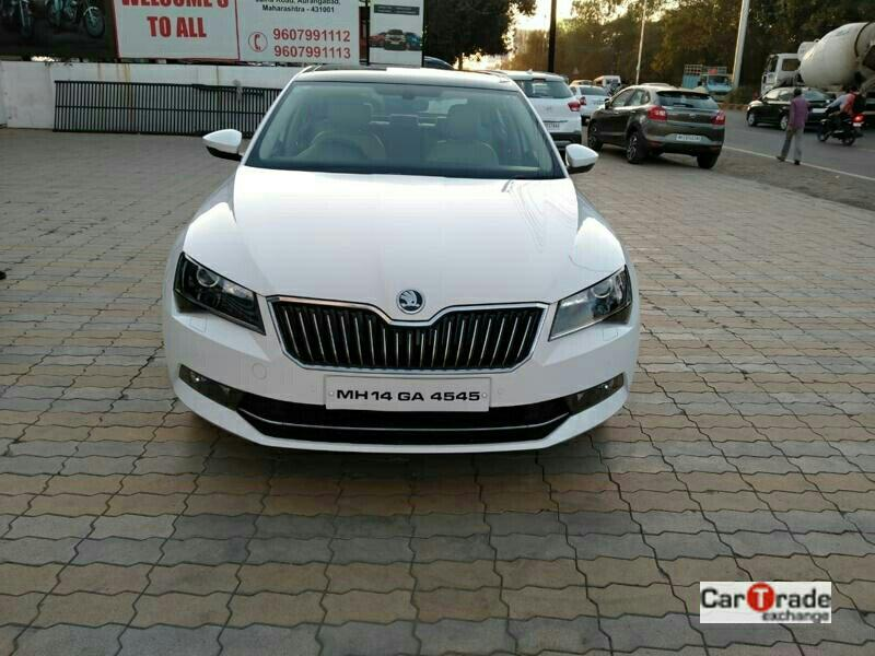 Used 2017 Skoda Superb Car In Jalna