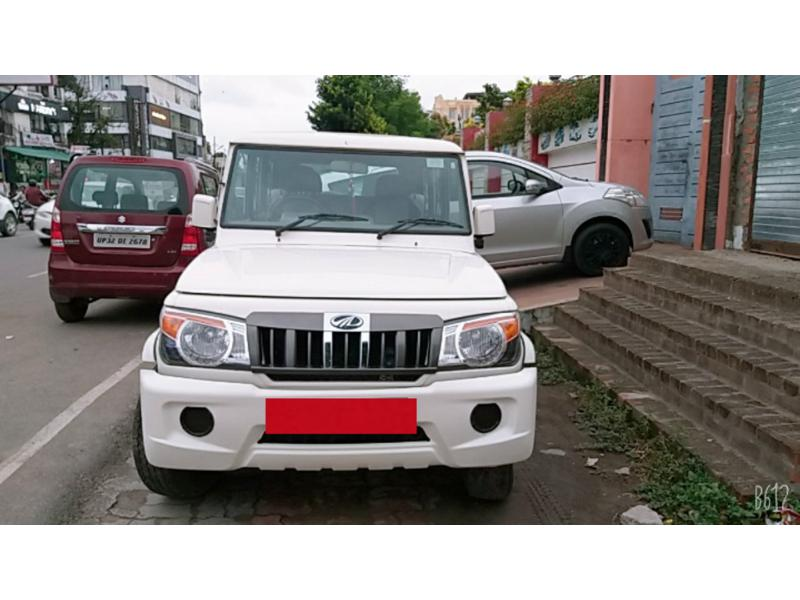 Used 2019 Mahindra Bolero Car In Lucknow