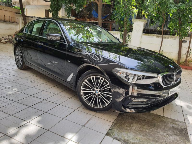 Used 2017 BMW 5 Series Car In Mumbai