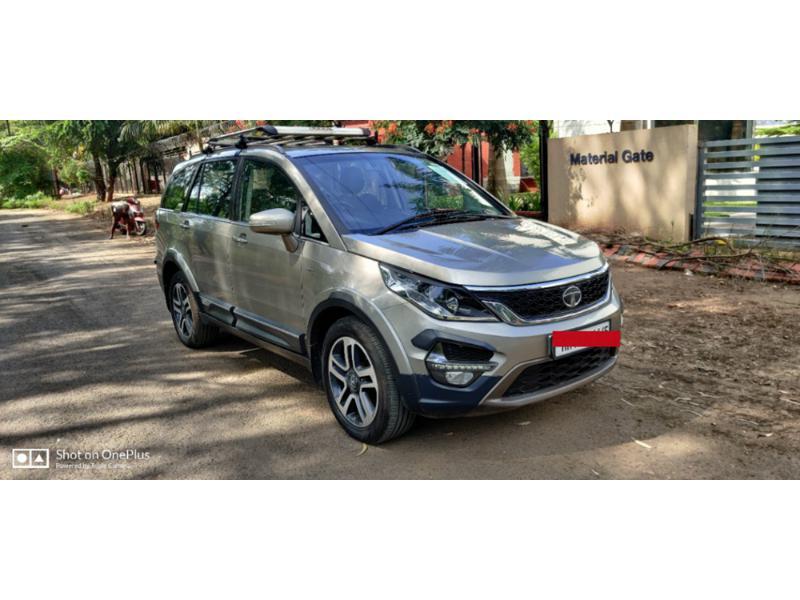 Used 2017 Tata Hexa Car In Pune