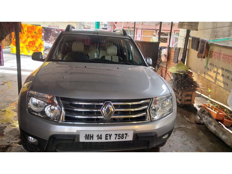 Used 2015 Renault Duster Car In Pune