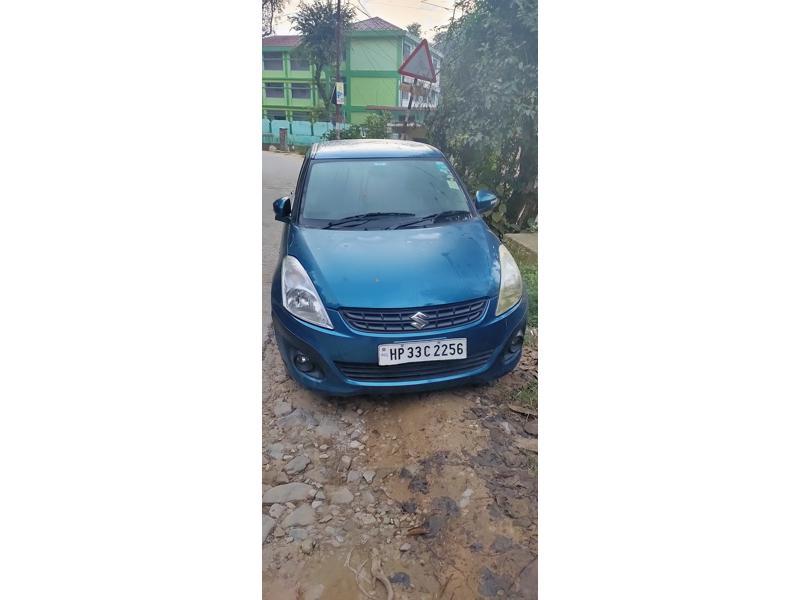 Used 2012 Maruti Suzuki New Swift DZire Car In Mandi