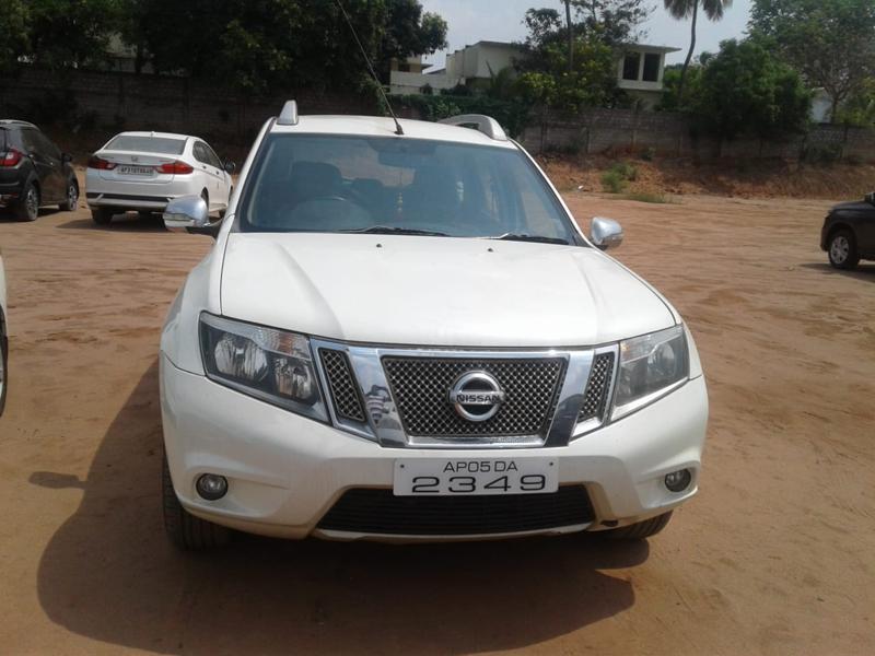 Used 2014 Nissan Terrano Car In East Godavari