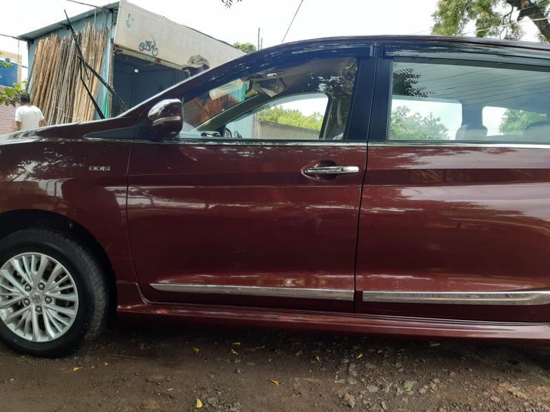 Used 2018 Maruti Suzuki Ertiga Car In Nashik