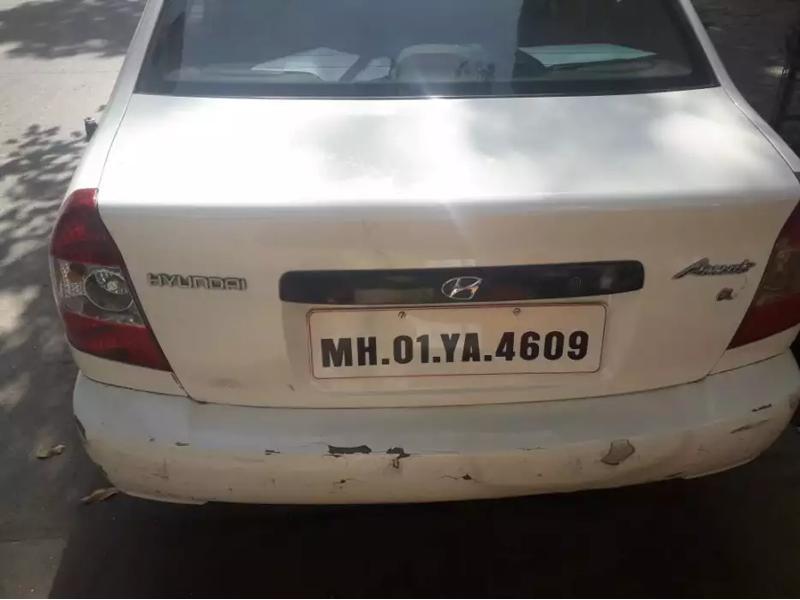 Used 2007 Hyundai Accent Car In Mumbai