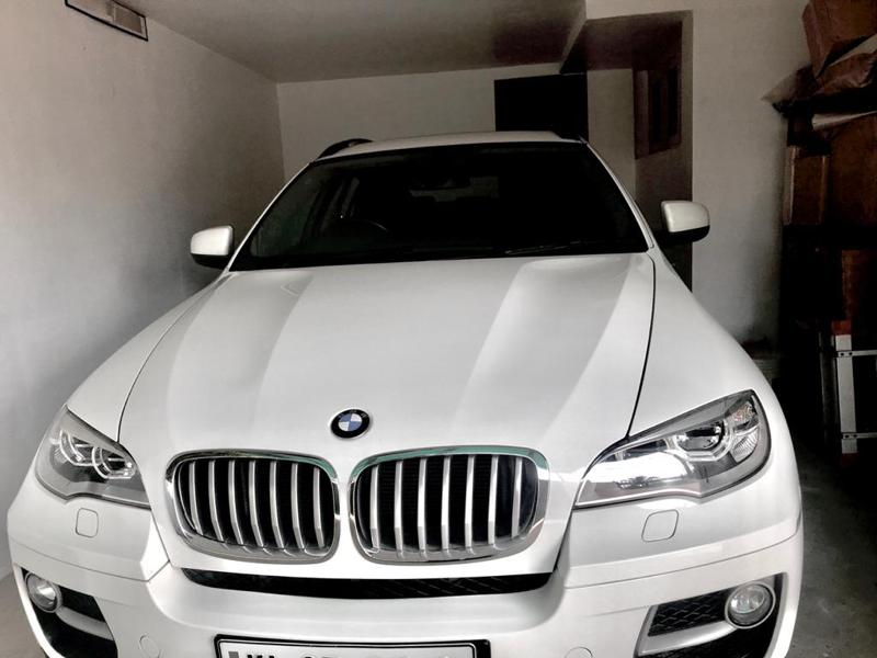 Used 2012 BMW X6 Car In Kozhikode
