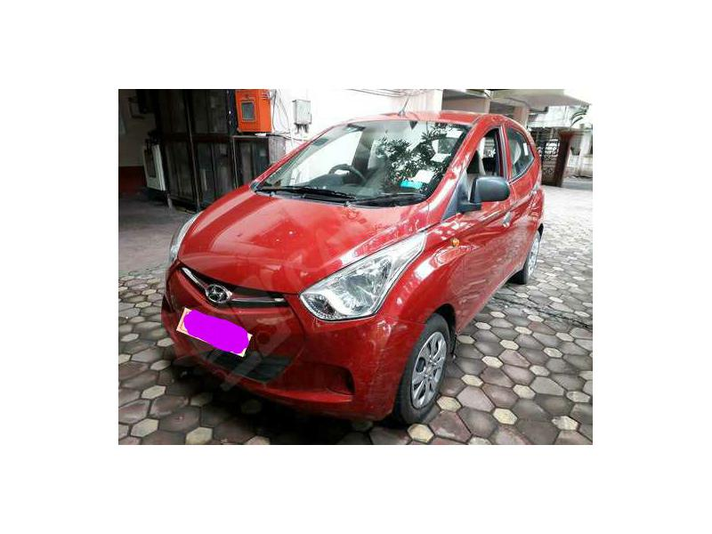 Used 2015 Hyundai Eon Car In Sangli