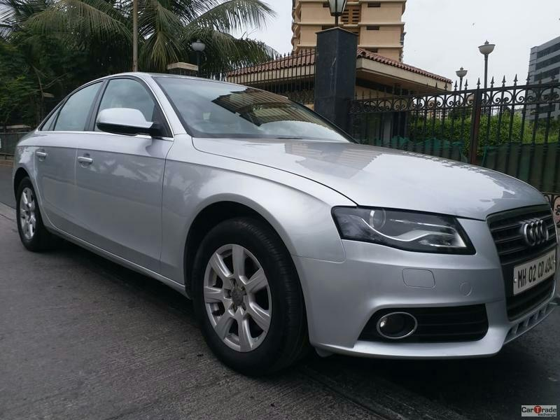 Used 2011 Audi A4 Car In Mumbai